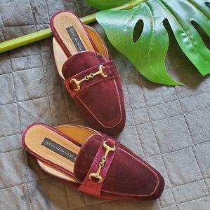 Cute loafers slide ons